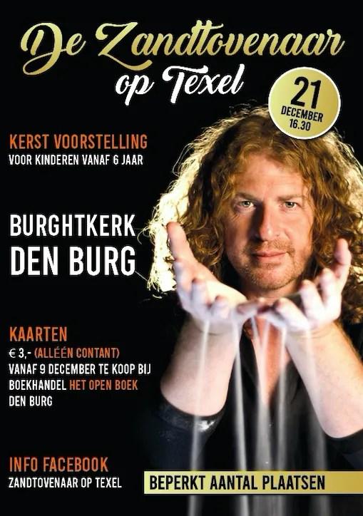 zandtovenaar Texel