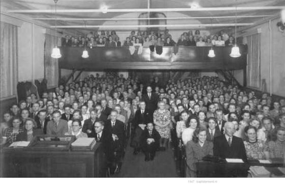 1947, oude kerk, baptisten, handelsstraat, stadskanaal gasselternijveen