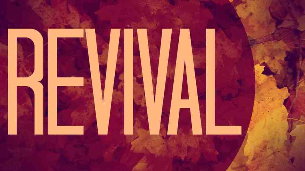 medium resolution of revival at benson baptist church baptist message