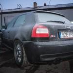 Audi S3 8L 1.8T Quattro with Garrett GT3071r / 400+