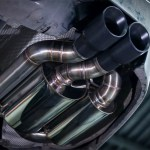 BMW e60 M5 Active Exhaust System
