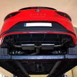 Seat Leon Cupra 280 – Baq Exhaust
