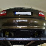 Audi A3 8L – Baq Exhaust