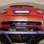 Audi S3 8l 1.8T – Baq Exhaust
