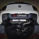 BMW M135i – Aktywny tłumik końcowy Baq Exhaust