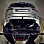 Ford S-MAX 2.5 T – Baq Exhaust