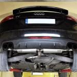 Audi TT 2.0 TFSI – Baq Exhaust