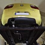 Seat Leon Cupra R – Baq Exhaust