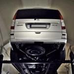 Mercedes Viano 3.0 CDI – Baq Exhaust
