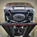 Lexus GS300   Baq Exhaust
