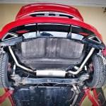Honda Civic Type-R FN2   Baq Exhaust