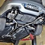 BMW 645i E63 | Baq Exhaust | Aktywny układ wydechowy cat-back