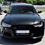 Audi RS6 (C7) 4.0 TFSI   Baq Exhaust   Zestaw downpipe