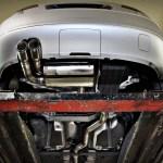 Audi A3 8P 2.0 TFSI quattro | Baq Exhaust