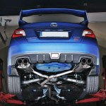 Subaru WRX STI   Baq Exhaust