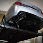 BMW 530d e60 | Baq Exhaust