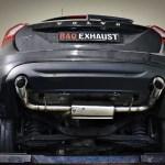 Volvo V60 | Baq Exhaust
