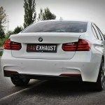 BMW F30 328i | Baq Exhaust