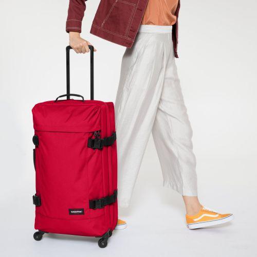 EK82L84Z comprar maleta de viaje eastpak tranverz ROJO 1