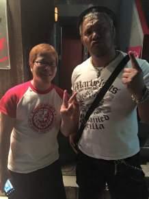 新日本プロレス 真壁刀義選手 in BAR A ZNABLE
