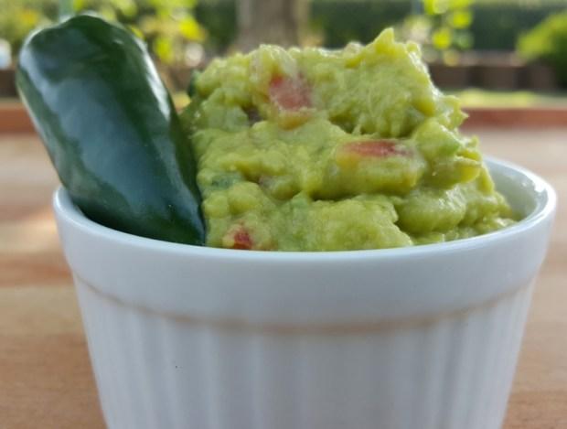 Köstlich frischer Avocado-Dip
