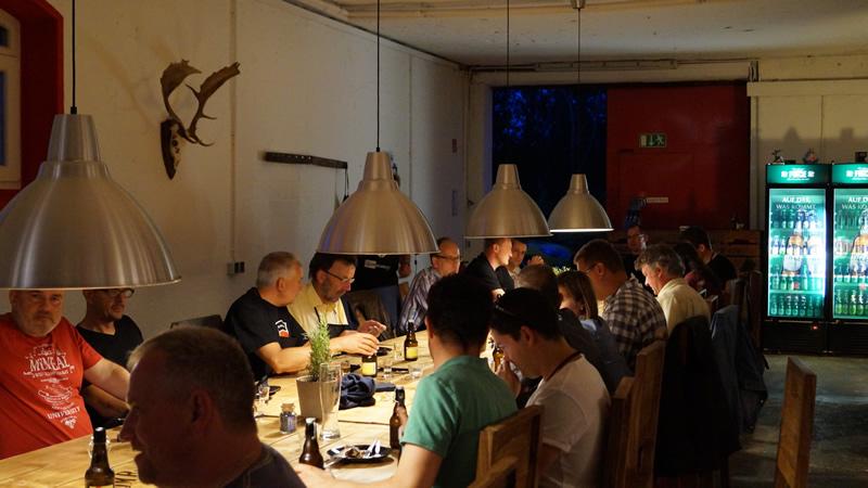 . Grillakademie Ruhr   American BBQ Seminar   BAR B KUH