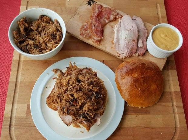 Top 3: Pulled Pork