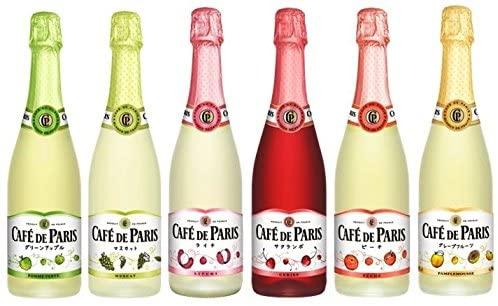 カフェ・ド・パリ お酒 シャンパン