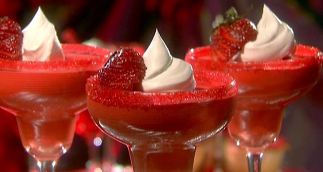 Frozen Strawberry-Margarita bar.it