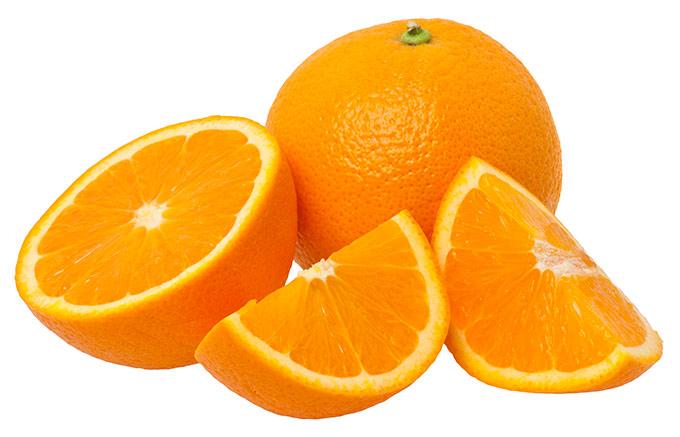 תפוזים טריים