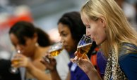 צרכניות הבירה בפסטיבל