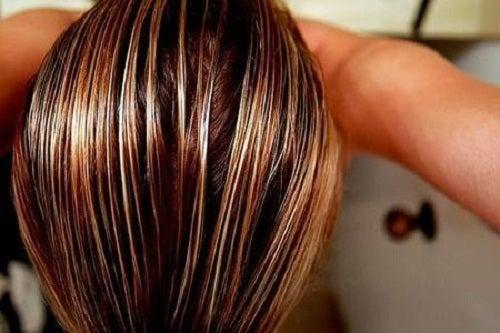 كيفية علاج الشعر الدهني