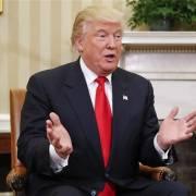 Trump advierte empresas abandonen Estados Unidos