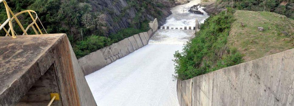 Vuelven a cerrar compuertas presa de Tavera