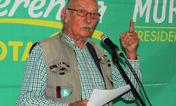 Despradel propone declarar zona libre de minería