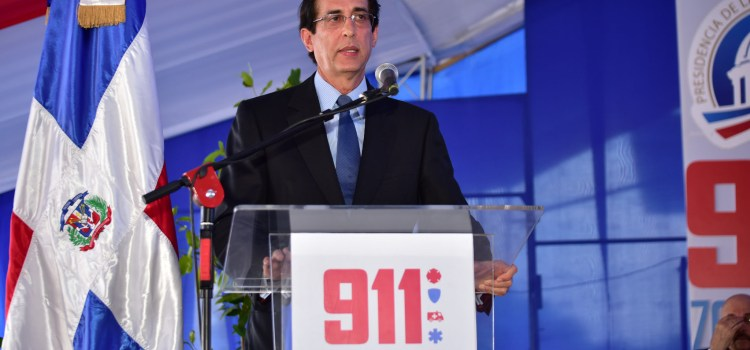 Inauguran el 911 para Santiago y norte del país