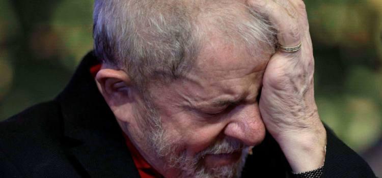 Condenan Lula a nueve años y medio de prisión