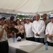 Hipólito y Andrés encabezan actividad del PRM
