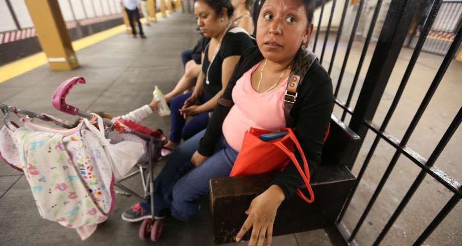 Altas multas para evitar basura en Subway