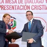 Evangélicos y Educación firman acuerdo