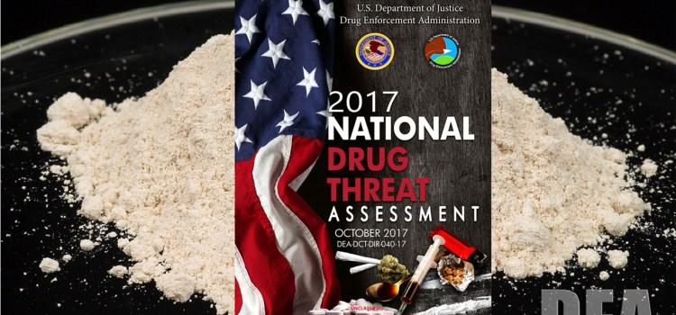 Dominicanos lideran tráfico drogas