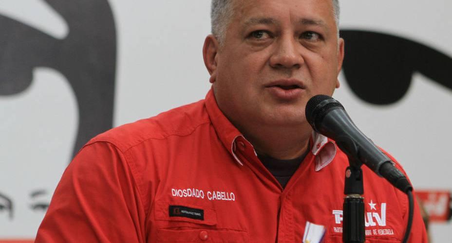 Diosdado: Venezuela está quebrada y en crisis