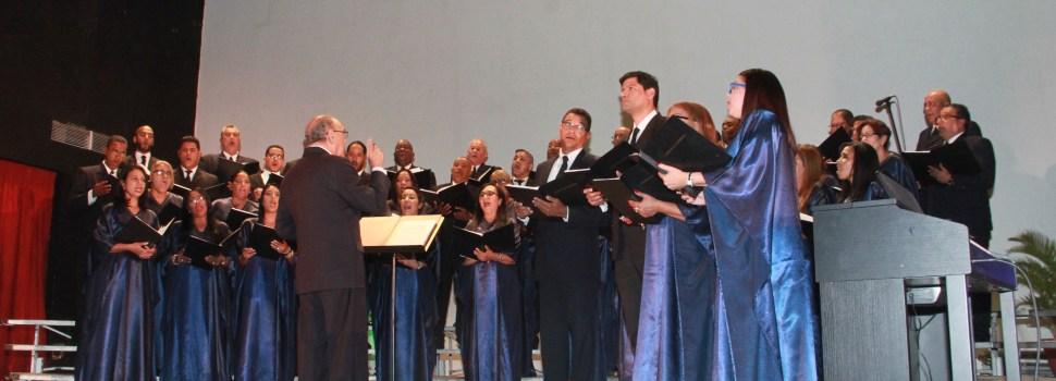 Celebran festival nacional canto coral