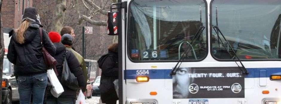 Dicen servicio autobús es una calamidad
