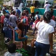 Averiguan choque que produjo 20 heridos