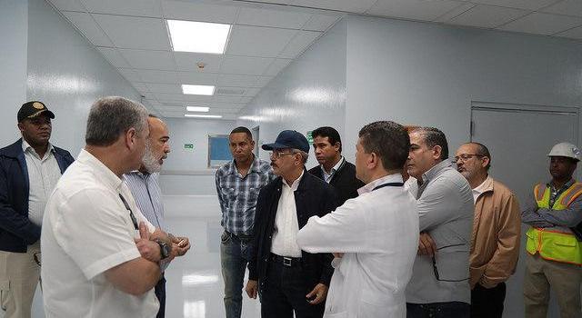Danilo dice no sabía desfalco en hospital