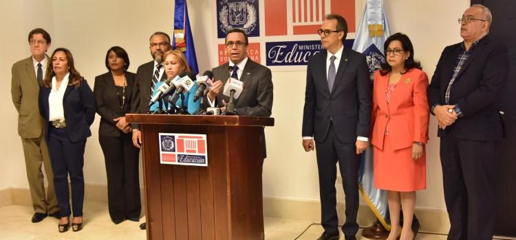 Educación inicia sistema designación directores