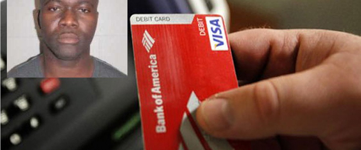 Acusan haitiano clonación tarjetas de débito