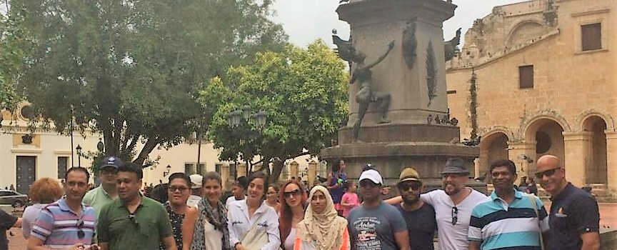 Turismo recibe delegados Emiratos Árabes