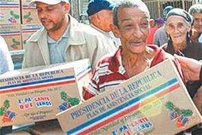 Presos por robo comidas del pueblo